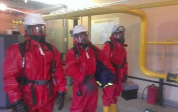 Спасатели Самарского центра «ЭКОСПАС»