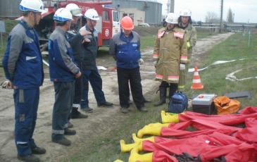 Командир АСО Гиматов Т.Ф. комментирует действия спасателей Самарского центра «ЭКОСПАС»