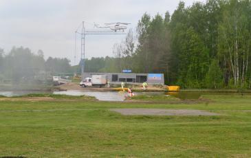ЦАСО «ЭКОСПАС» принял участие в совместных тактико-специальных учениях по локализации и ликвидации последствий аварийного разлива нефтепродуктов