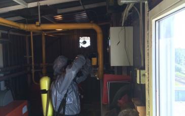 Ликвидация утечки газа