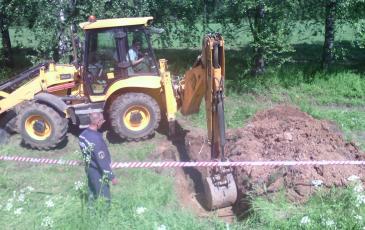 Спасатели Ярославского центра «ЭКОСПАС» ликвидировали последствия аварии с бензовозом, перевозившим нефтепродукты