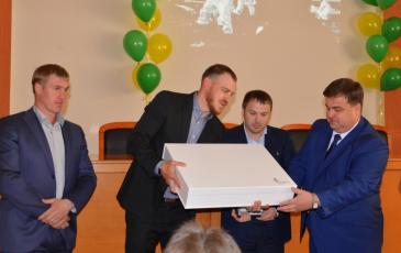 «ЭКОСПАС» награжден почётной грамотой Министерства природных ресурсов и охраны окружающей среды Сахалинской области
