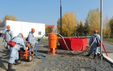 Организация работы откачки дизельного топлива на объекте ООО «Запсибнефтепродукт»