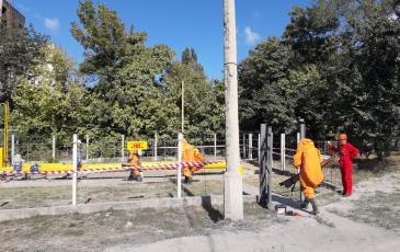 Выход газоспасательной группы к месту проведения АСР