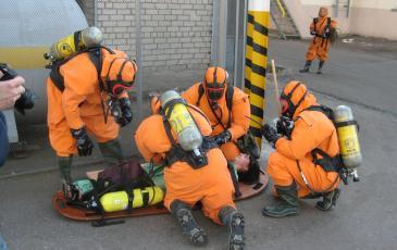 Оказание пострадавшему первой помощи