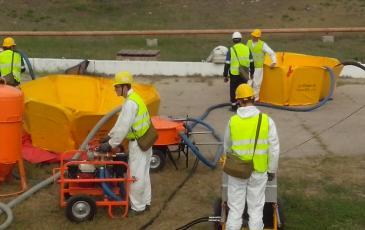 Подготовка оборудования к работе на объекте ПАО «Саратовнефтепродукт»