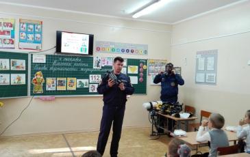 Сотрудник Крымского центра «ЭКОСПАС» рассказывает о правилах пожарной безопасности