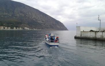 Выход из бухты