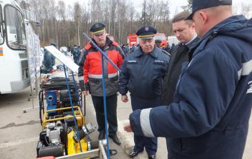 Доклад о принципах работы оборудования
