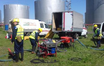 Подготовка к сбору оборудования