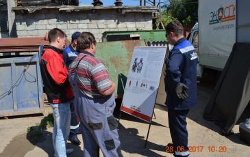 Рассказ об оборудовании Калининградского центра «ЭКОСПАС»