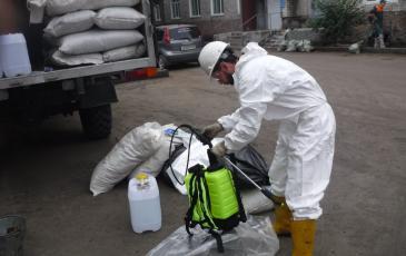 Подготовка оборудования к работе