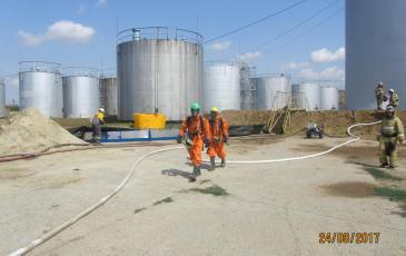 Организация газоразведки
