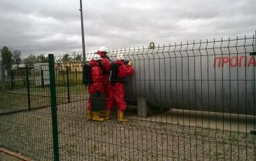 Газоспасательные работы