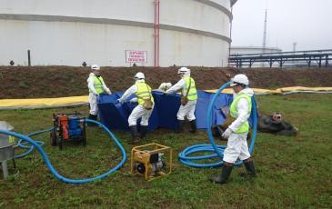 Установка ёмкостей временного хранения нефтепродуктов «ВХН-6к»