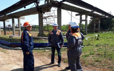 Постановка задач спасателям ПАСФ Самарского центра «ЭКОСПАС»