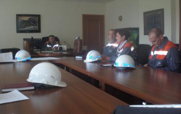 Заместитель главного инженера самарской ТЭЦ подводит итоги ТСУ