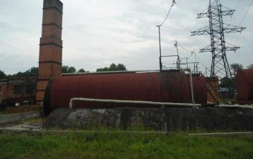 Котельная ДТВУ-1 станции Хабаровск-2