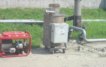 Подготовка и установка оборудования