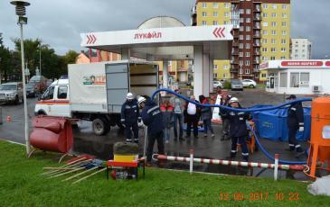 Подготовка оборудования к демонстрации