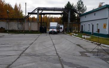ПАСФ Нижневартовского центра «ЭКОСПАС» прибывает на место аварии