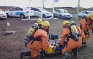 Оказание первой помощи на базе