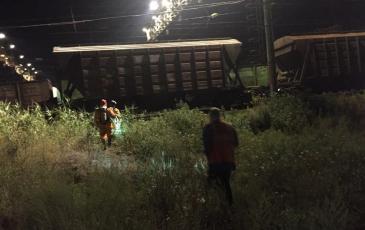 Спасатели Волгоградского ТП проводят разведку на месте ЧС