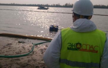 Подготовка к работе нефтесборного устройства SB-10
