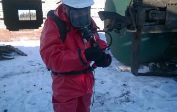 Повторное измерение ПДК вредных веществ воздуха в рабочей зоне