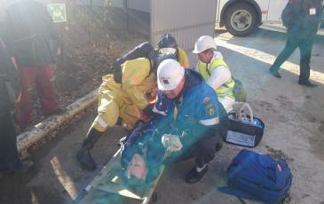 Первая помощь пострадавшему