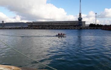 Разведка в акватории