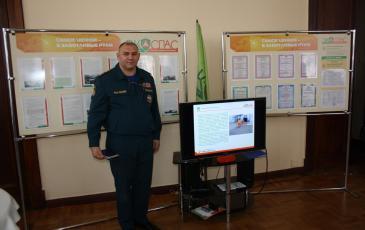 Заместитель директора по оперативной работе — Овсянников А.В.