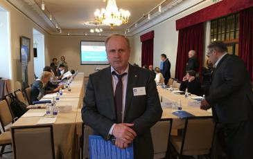 Геннадий Алексеевич Короткин, Председатель Совета Директоров «Экоспас»