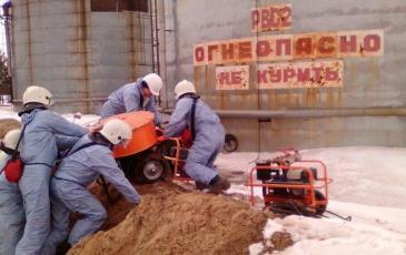 Подготовка оборудования ЛАРН