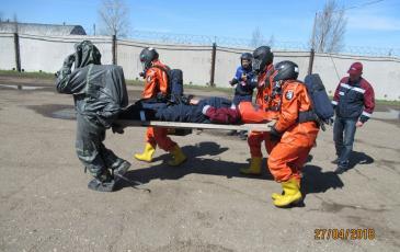 Обнаружение пострадавшего, эвакуация, оказание первой помощи