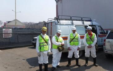 Построение спасателей «ЭКОСПАС»