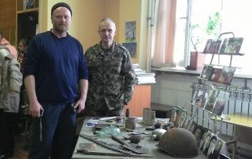 """Добровольцы поисковый группы """"Обелиск"""""""