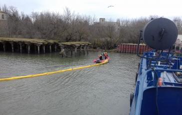 Бонирование аварийного судна