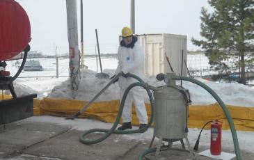 Условный сбор нефтепродукта