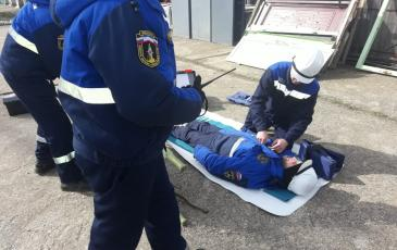 Оказание первой помощи пострадавшему
