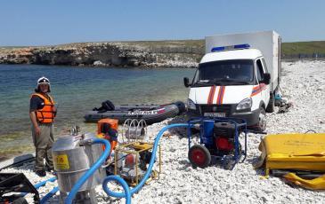 Вынос оборудования и имущества к месту проведения работ