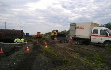 Локализация аварийного разлива нефтепродуктов