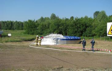 Противопожарная защита обеспечена пожарным расчетом ОП ПЧ-31 ФКУ «5 ОФПС ГПС по РБ»