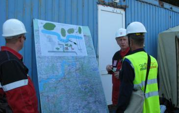 Разбор этапов проведения ТСУ и действий спасателей