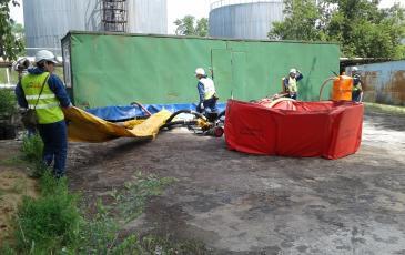 Развертывание и расстановка оборудования