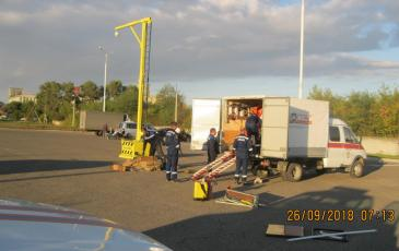 Работа по развертыванию оборудования