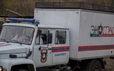 Прибытие на Хабаровскую нефтебазу ПАО «ННК-Хабаровскнефтепродукт