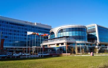 Деловая миссия в городе Атырау, Казахстан