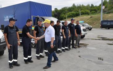 Действия спасателей «ЭКОСПАС» получили высокую оценку от руководства СНПЗ