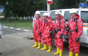 Спасатели Самарского центра «ЭКОСПАС» задачу выполнили